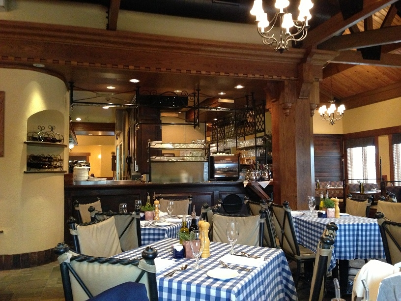 The Bistro Is A Casual Restaurant That Serves Lunch And Dinner Menu Changes Seasonally To Take Advantage Of Vegetables Livestock Raised On
