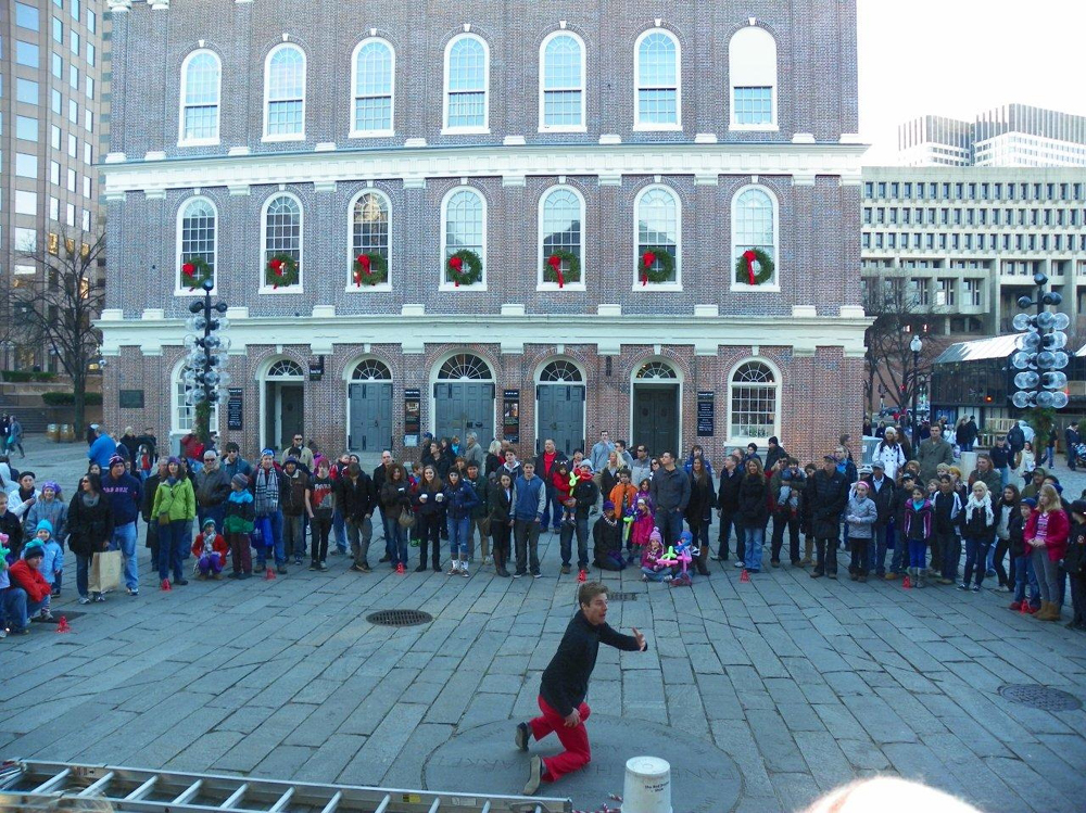 Foodie Tales A Day in Boston Part 1 Faneuil Hall Marketplace