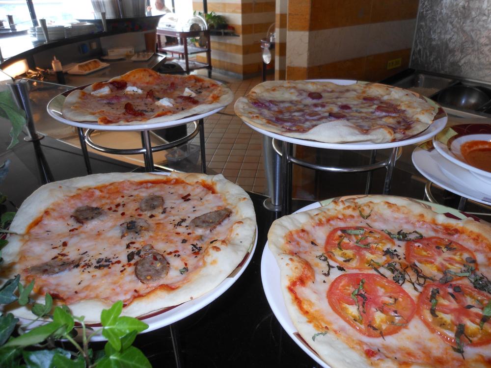 Pizzetta 1