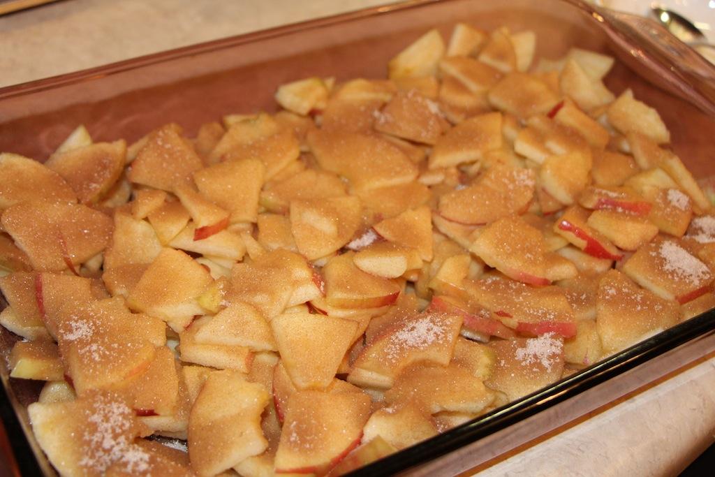 apple crisp 2