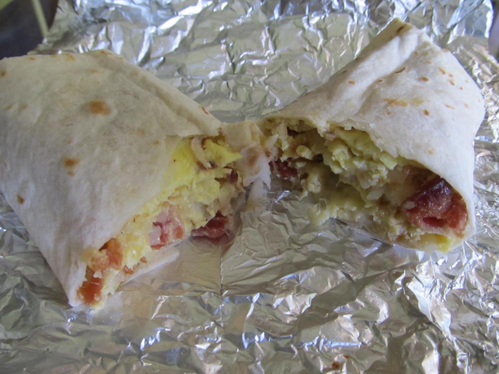 breakfast taco food truck