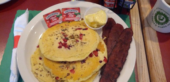 Cape Codder Pancakes